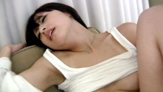 Japanese Short hair BigTits Babe Hot Vibrator