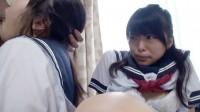 Japanese Uniformed Teens MMFF BlowJob