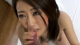 Japanese Masochistic MILF Lusts for BlowJob