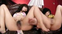 Japanese Juicy Bikini Babes with Toy