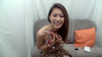 Japanese Beautiful Bitch in Heat Foreplay